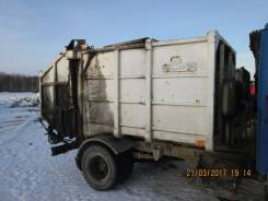Установка мусоровозная