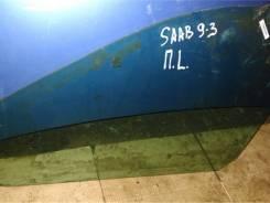 Стекло боковой двери Saab 9-3 2002-2007, левое переднее