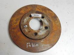 Диск тормозной Skoda Fabia 2000-2007