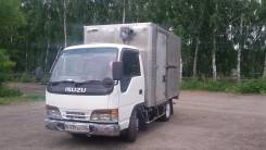 Isuzu Elf. Продается грузовой фургон Isuzu ELF, 4 300 куб. см., 2 000 кг.