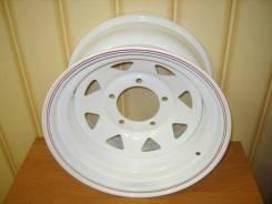 Steel Wheels. 8.0x16, 5x139.70, ET-20, ЦО 110,1мм.
