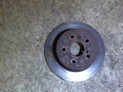 Диск тормозной Toyota Camry V40 2006-2011, задний