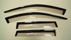 Ветровики (дефлекторы боковых окон) Nissan WINGROAD