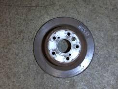 Диск тормозной Toyota Highlander I 2001-2007, задний