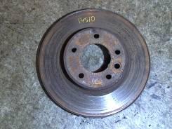 Диск тормозной Volkswagen Touareg, передний