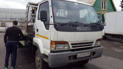 Isuzu Forward. Продается грузовик с манипулятором, 7 200 куб. см., 5 000 кг.