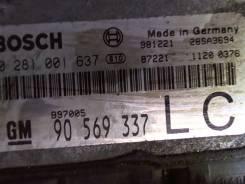Блок управления (ЭБУ) Opel Sintra
