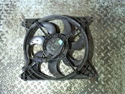 Вентилятор радиатора Hyundai Trajet