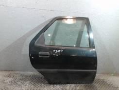 Дверь боковая Citroen ZX, правая задняя