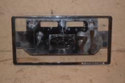 Рамка для крепления номера. Subaru Forester, SG5