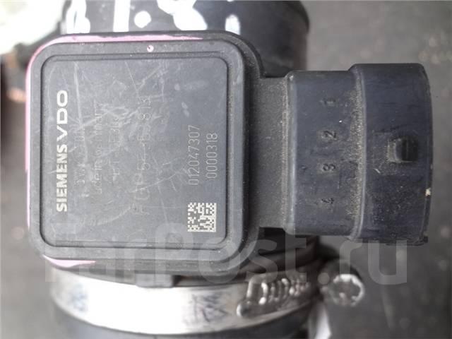 Измеритель потока воздуха (расходомер) Opel Zafira B 2005-2012