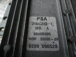 Блок управления (ЭБУ) Citroen Xsara 2000-2005