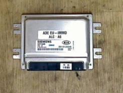 Блок управления (ЭБУ) KIA Rio 2000-2005