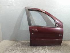 Дверь боковая Fiat Palio, правая передняя