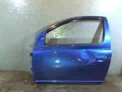 Дверь боковая Toyota Yaris 1999-2006, левая передняя