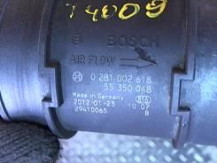 Измеритель потока воздуха (расходомер) Opel Corsa D 2006-