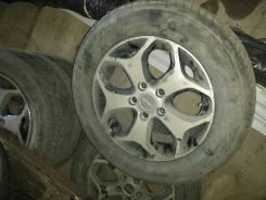 Колеса на форд фокус. 6.0x15 5x108.00 ET53 ЦО 63,3мм.