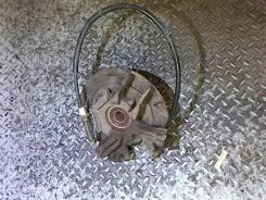 Ступица (кулак, цапфа) Mazda Tribute 2001-2007, левая задняя