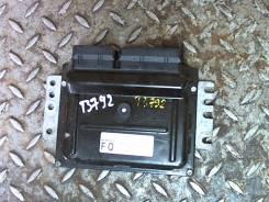 Блок управления (ЭБУ) Nissan Micra K12E 2003-2010