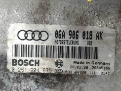 Блок управления (ЭБУ) Audi A3 (8L1) 1996-2003