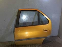 Дверь боковая Peugeot 306, левая задняя