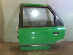 Дверь боковая Ford Scorpio 1986-1994, левая задняя
