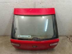 Крышка (дверь) багажника Seat Leon