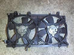 Вентилятор радиатора Subaru Forester (S11) 2002-2007