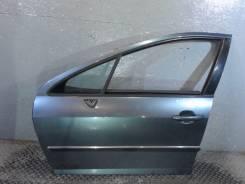 Дверь боковая Peugeot 407, левая передняя