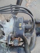 Трамблер Honda HRV 2002 сломана крышка заломан болт крепления крышки