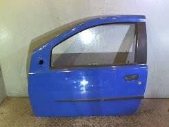 Дверь боковая Fiat Punto 1999-2005, левая передняя