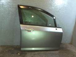 Дверь боковая Honda Fit 2001-2007, правая передняя