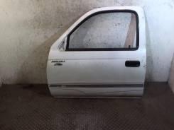 Дверь боковая Toyota Hilux, левая передняя