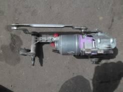 Двигатель стеклоочистителя (моторчик дворников) Volkswagen Touran 2003-2006
