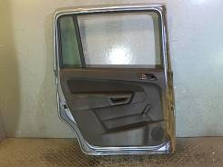 Дверь боковая Opel Zafira B 2005-2012, левая задняя