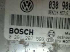 Блок управления (ЭБУ) Volkswagen Polo 1994-1999