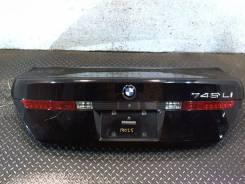Подсветка номера BMW 7 E65 2001-2008