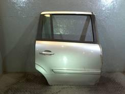 Дверь боковая Opel Zafira B 2005-2012, правая задняя