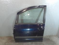 Дверь боковая Volkswagen Sharan 2000-2006, левая передняя