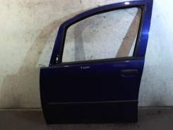 Дверь боковая Fiat Idea 2003-2007, левая передняя