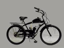 Велосипед с мотором, мотовелосипед Okkervil ZNC-32007