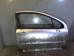 Дверь боковая Peugeot 207, правая передняя