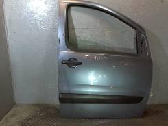 Дверь боковая Fiat Scudo, правая передняя
