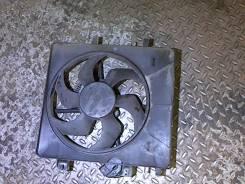Вентилятор радиатора Citroen C3