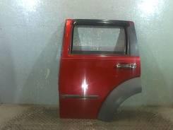 Дверь боковая Dodge Nitro, левая задняя