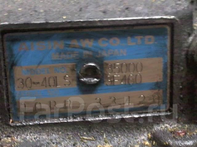 Автоматическая коробка переключения передач (АКПП) Lexus GS 1998-2004 2003 35000 3F460
