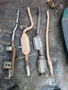 Выхлопная труба. Subaru Outback Subaru Legacy, BG9 Двигатель EJ25D