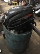 Hidea. 15,00л.с., 2х тактный, бензин, нога S (381 мм), Год: 2014 год