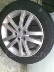 Комплект колес Subaru 215/55R17 Yokohama. 7.0x17 5x100.00 ET48