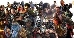 Услуги по прохожению игр с видеотрансляцией